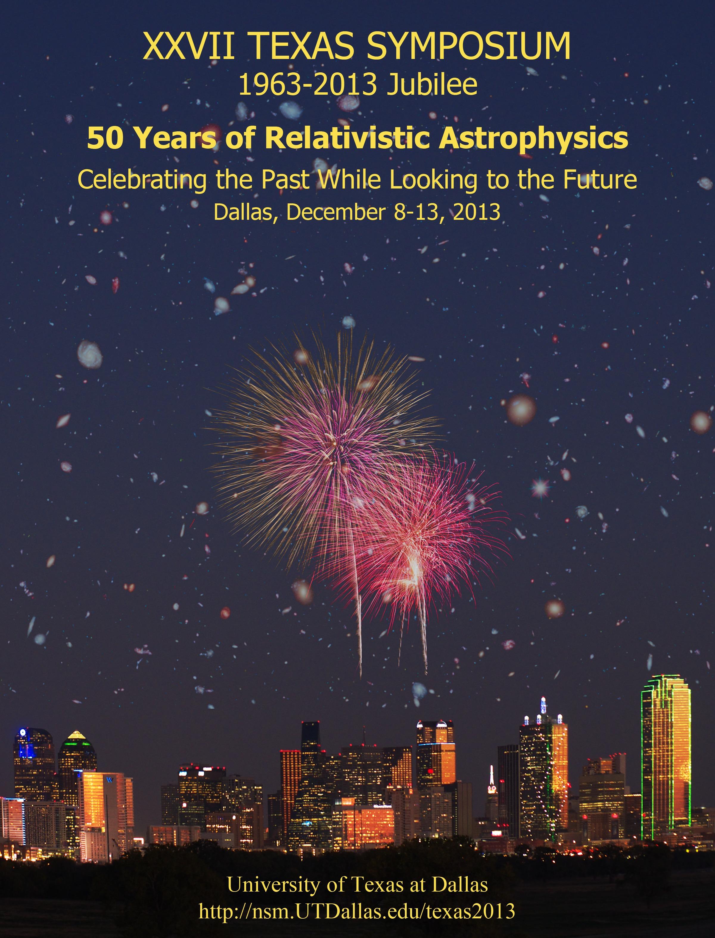 Symposium Poster. Credit: Larry Ammann
